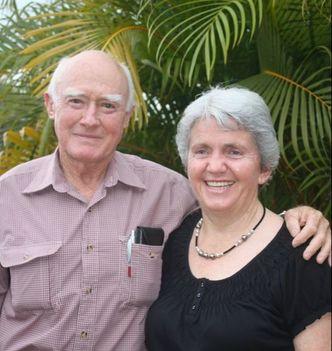 Retreat facilitators: Elizabeth and Bernie
